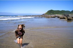 Brrrr! Oregon Coast