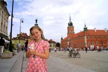Lody in Warsaw, Poland