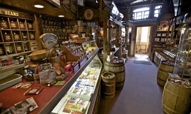 General Mercantile in Helena, MT