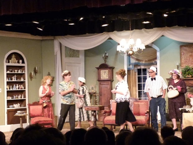 Southern Exposure Play at Natchez Little Theatre MS